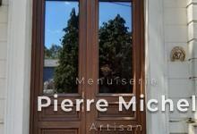 Menuiserie Pierre Michel Artisan - Porte extérieure