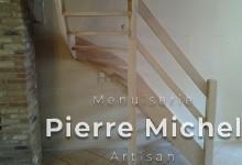Menuiserie Pierre Michel Artisan - Escaliers